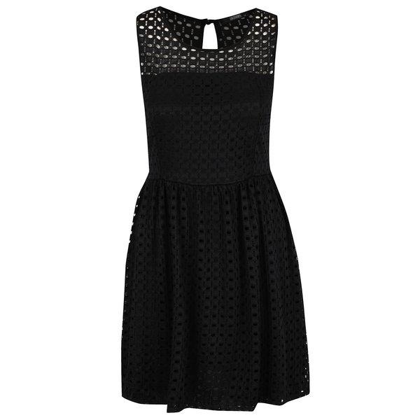 Rochie neagră Haily´s Melly din plasa
