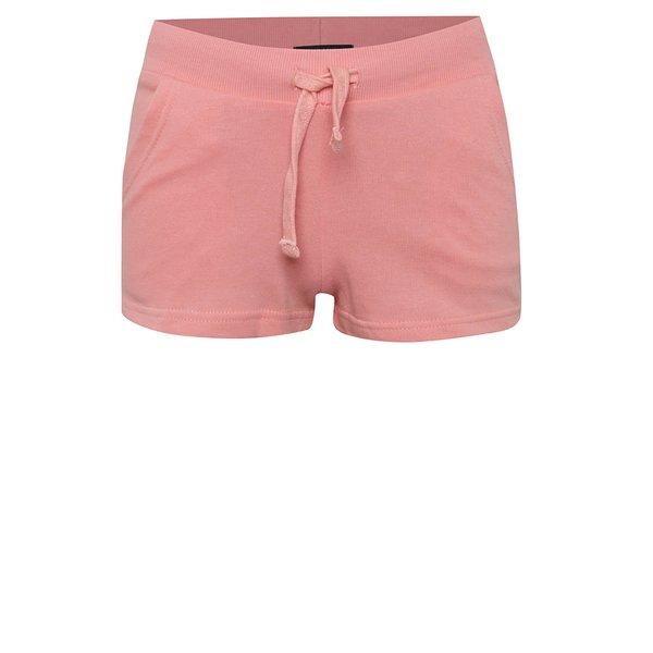 Pantaloni scurți roz Blue Seven pentru fete