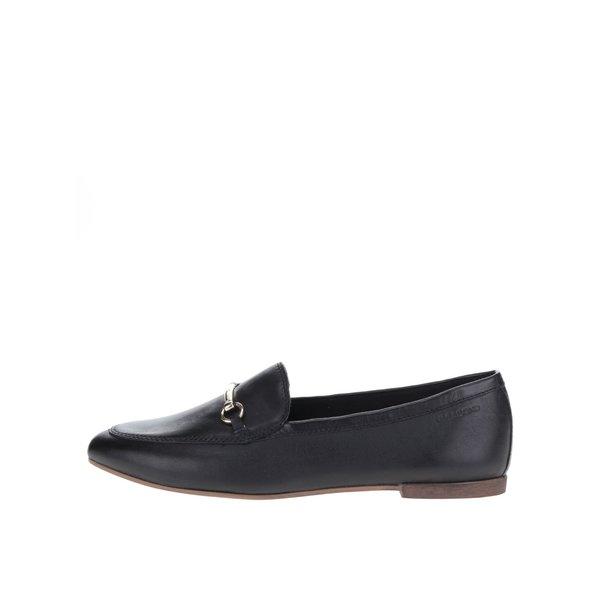Mocasini negri Vagabond Ayden din piele de la Vagabond in categoria pantofi și mocasini