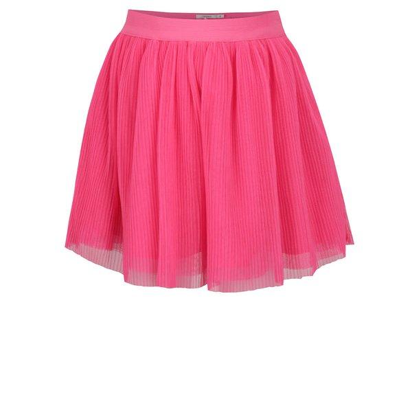 Fustă plisată roz name it Hitta din tulle de la name it in categoria Rochii, fuste