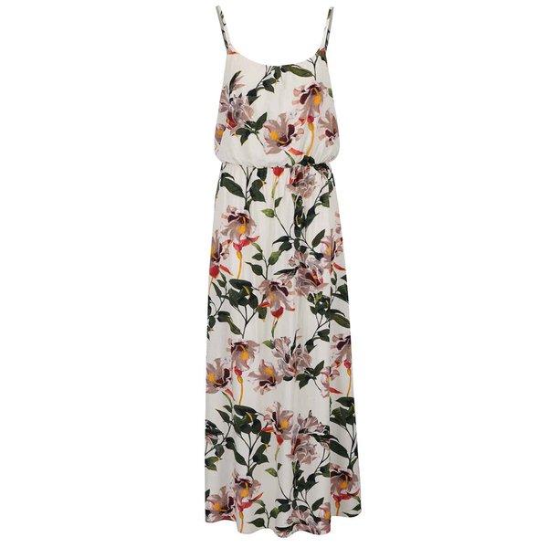 Rochie maxi crem ONLY Nova cu imprimeu floral de la ONLY in categoria rochii casual