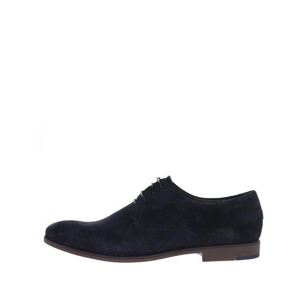 Pantofi bleumarin Vagabond Linhope din piele de la Vagabond in categoria pantofi și mocasini