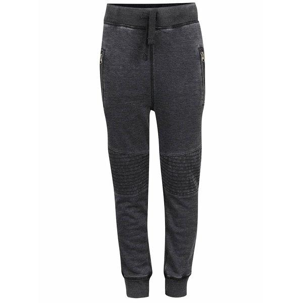 Pantaloni sport gri închis Blue Seven pentru băieți