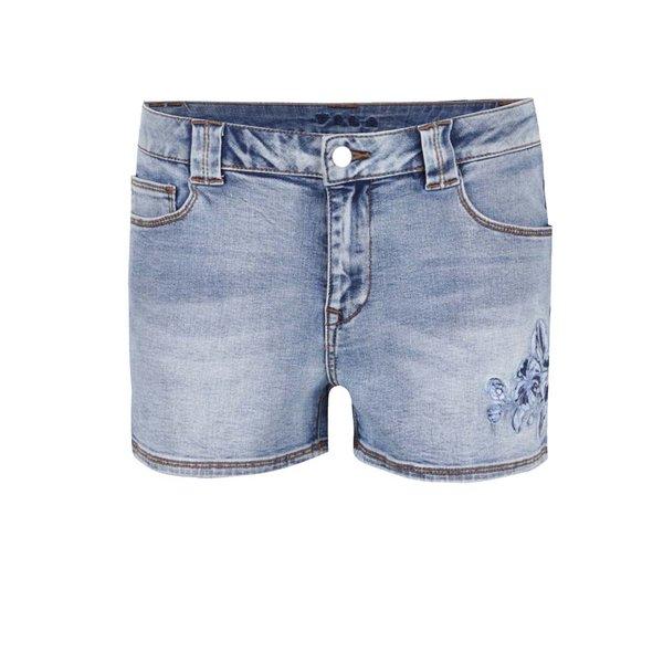 Pantaloni scurți VILA Demand din denim