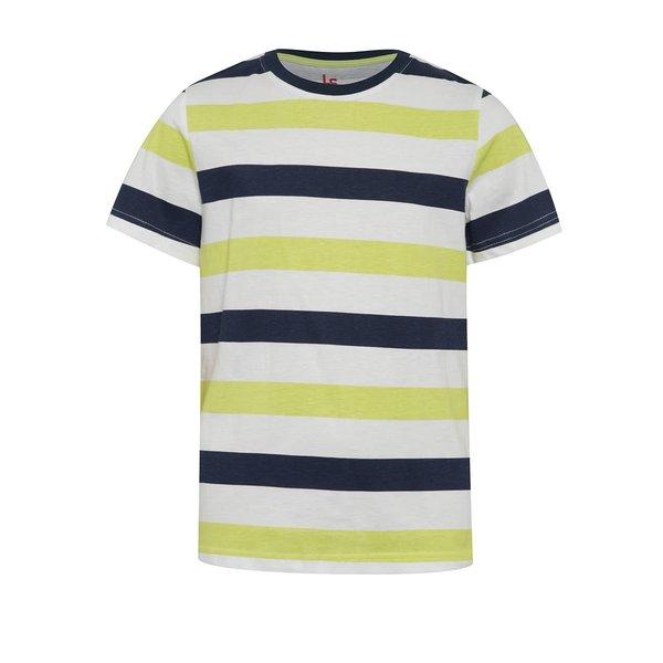 Tricou multicolor 5.10.15. cu model în dungi