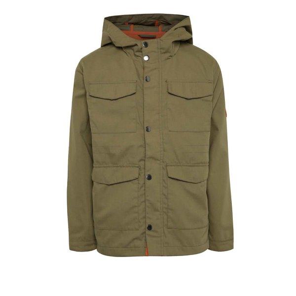 Jachetă kaki 5.10.15. impermeabilă