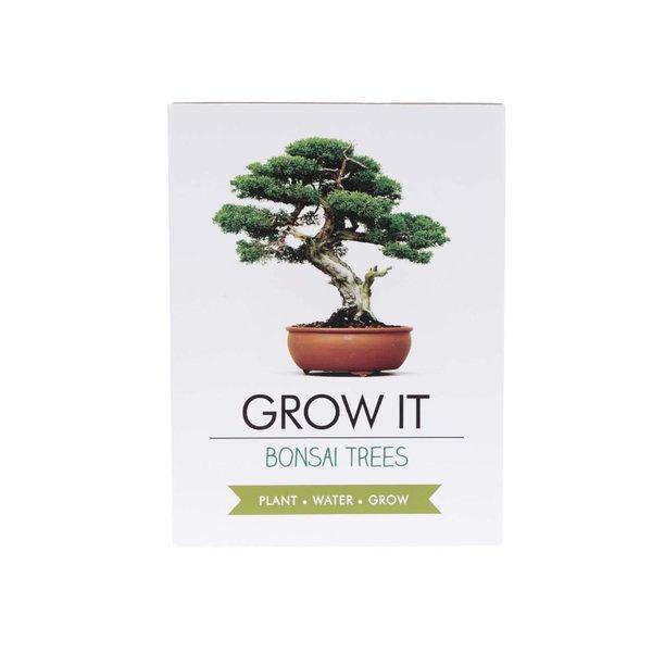 Set creștere bonsai Gift Republic Grow it de la Gift Republic in categoria CASĂ ȘI DESIGN