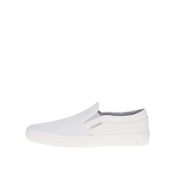 Teniși slip on crem Jack & Jones Rush
