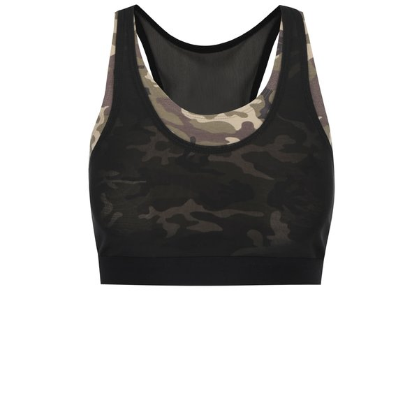 Bustier sport cu aspect 2 in 1 - TALLY WEiJL
