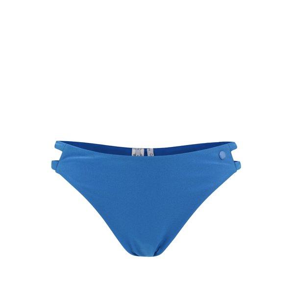 Slip de baie albastru Calvin Klein cu decupaje laterale de la Calvin Klein in categoria Lenjerie intimă, pijamale, costume de baie