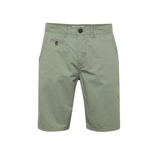 Pantaloni scurți chino verde camuflaj Blend