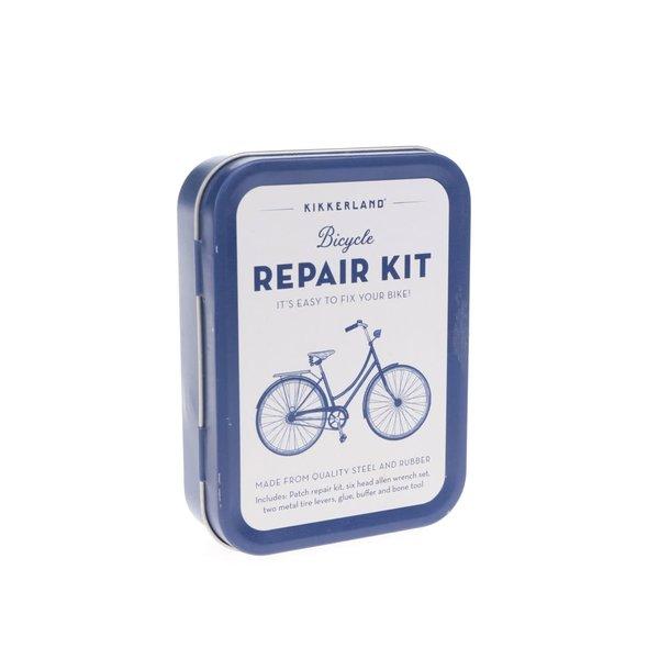 Mini Set de instrumente Kikkerland pentru repararea bicicletelor de la Kikkerland in categoria CASĂ ȘI DESIGN