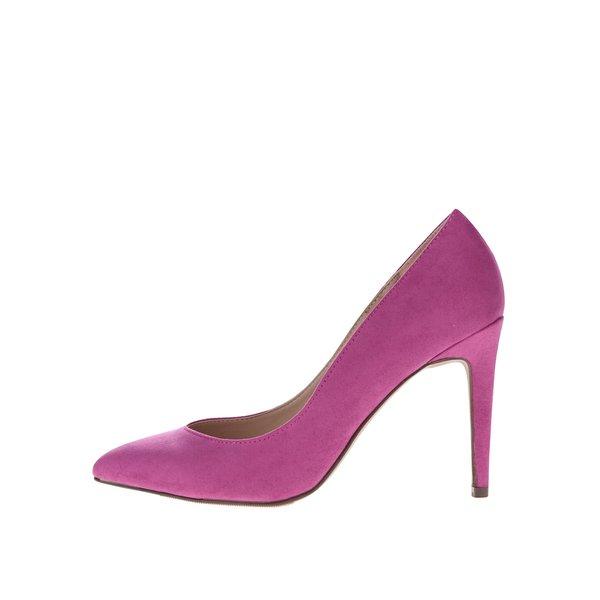 Pantofi fucsia Dorothy Perkins cu toc stiletto de la Dorothy Perkins in categoria pantofi cu toc