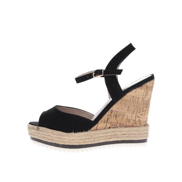 Sandale negre cu platformă Dorothy Perkins de la Dorothy Perkins in categoria pantofi cu platformă
