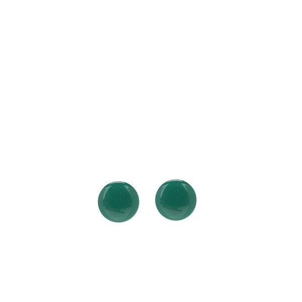 Cercei verde închis Pieces Miebe
