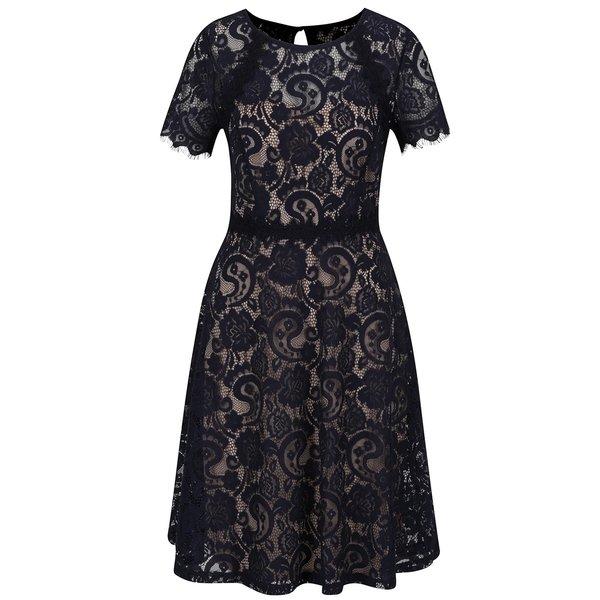 Rochie bleumarin Dorothy Perkins din dantelă de la Dorothy Perkins in categoria rochii de seară