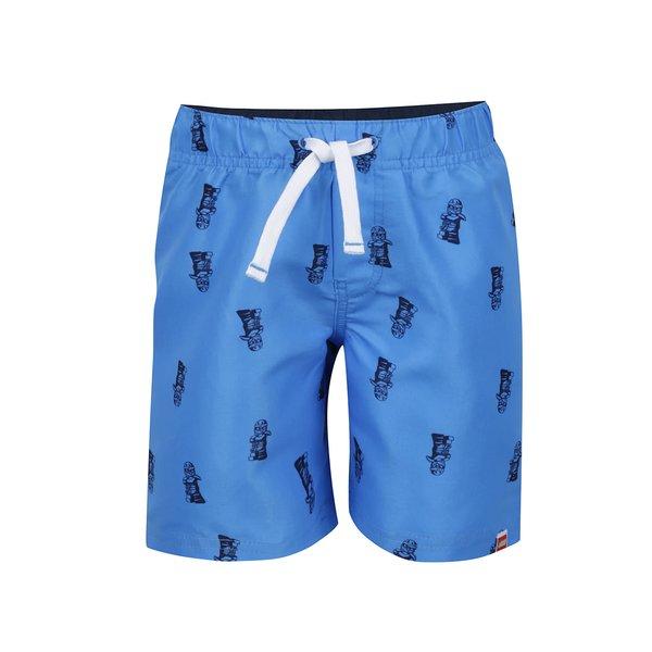 Pantaloni scurți de baie albaștri pentru băieți