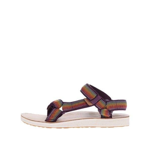 Sandale multicolore Teva pentru femei de la Teva in categoria sandale