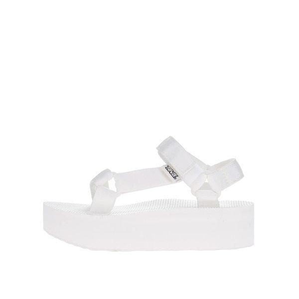 Sandale crem cu platformă Teva pentru femei de la Teva in categoria sandale