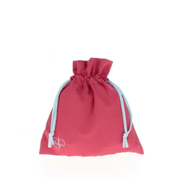 Săculeț roșu Mania fitness wear Mania cu șiret