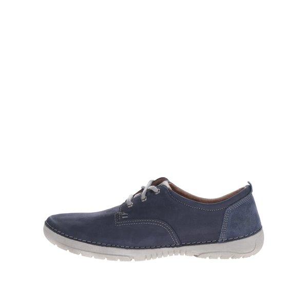 Pantofi casual bleumarin din piele Weinbrenner pentru bărbați de la Weinbrenner in categoria pantofi sport și teniși