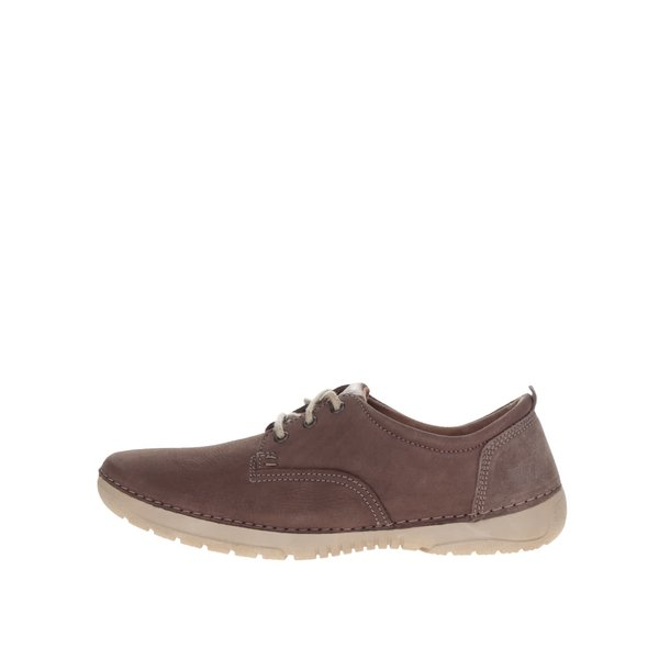 Pantofi casual maro din piele Weinbrenner pentru bărbați de la Weinbrenner in categoria pantofi sport și teniși