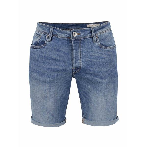 Blugi scurți albaștri Selected Homme Nolex de la Selected Homme in categoria Blugi, pantaloni, pantaloni scurți