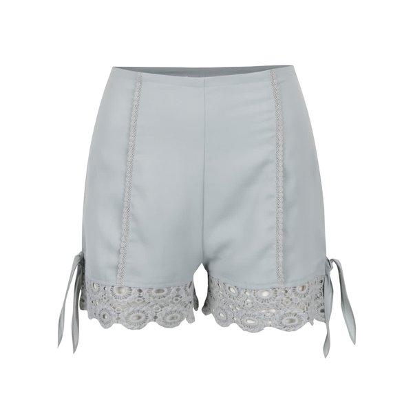 Pantaloni scurți verde mentă Miss Selfridge Petites