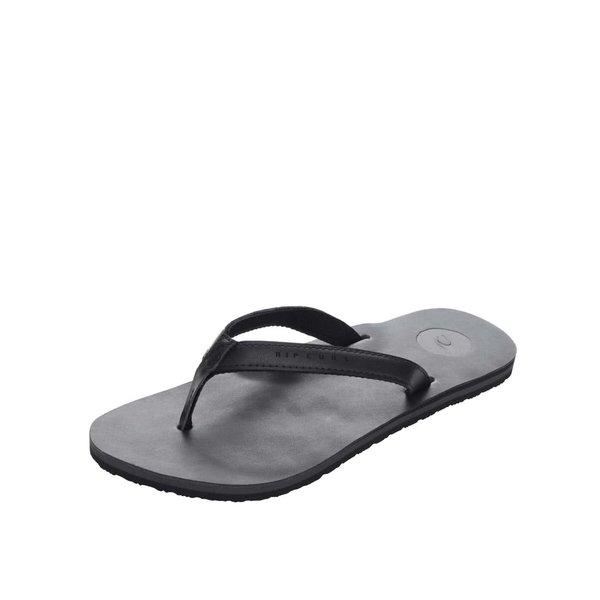 Șlapi negri pentru bărbați Rip Curl Stones de la Rip Curl in categoria sandale și șlapi