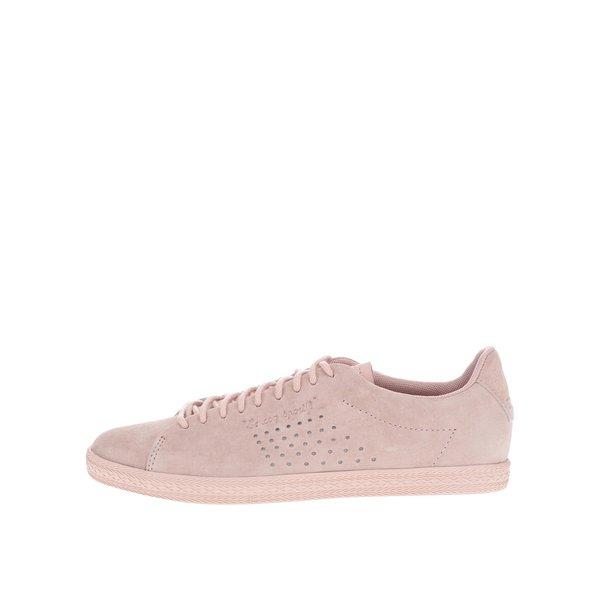 Pantofi sport roz prăfuit Le Coq Sportif Charline de la Le Coq Sportif in categoria pantofi sport și teniși