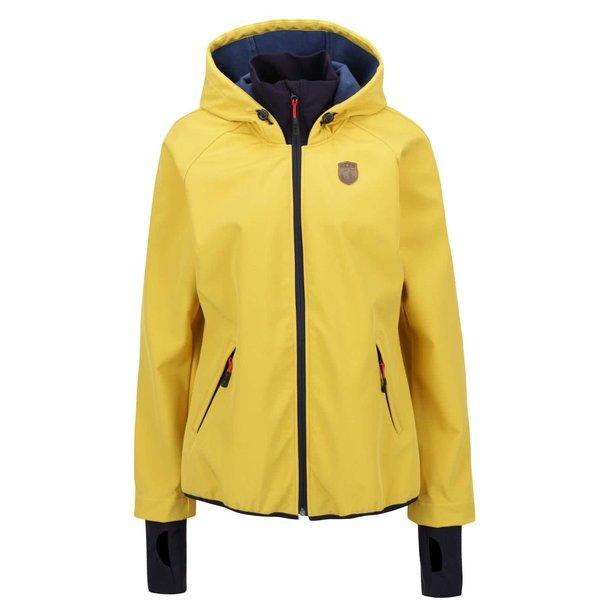 Jachetă galbenă Blutsgeschwister impermeabilă
