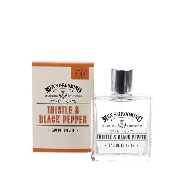 Apă de toaletă pentru bărbați The Scottish Fine Soaps cu miros de piper negru