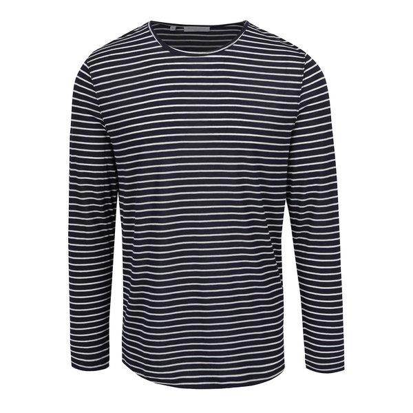 Bluză alb&albastru Selected Homme Liam cu model în dungi de la Selected Homme in categoria bluze