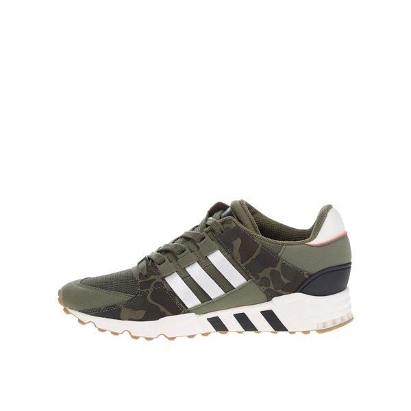 Pantofi sport verzi adidas Originals Equipment Support cu model