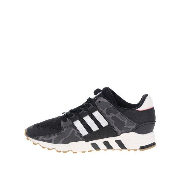 Pantofi sport negri adidas Originals Equipment Support cu model