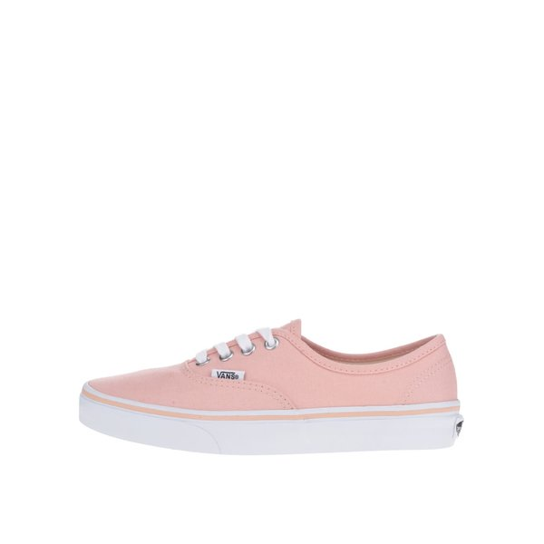 Teniși roz pal Vans Authentic