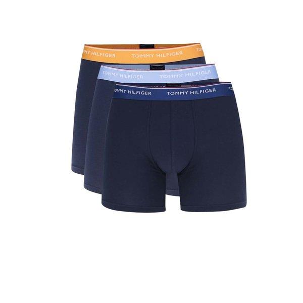 Set boxeri albastri Tommy Hilfiger de la Tommy Hilfiger in categoria Lenjerie intimă, pijamale, șorturi de baie