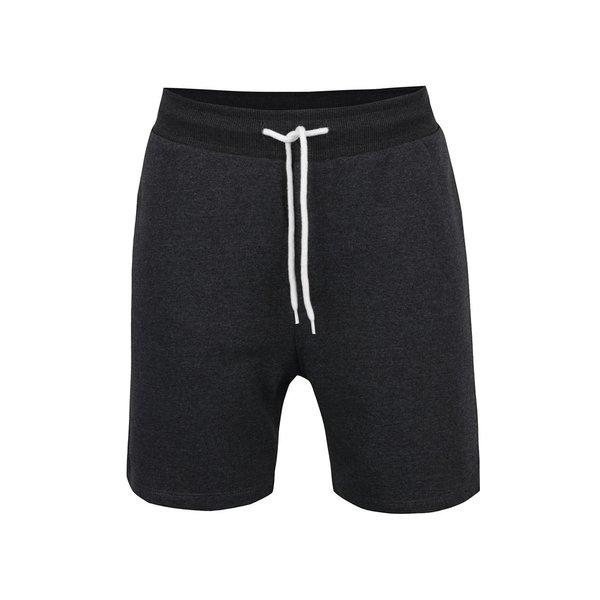 Pantaloni scurți gri inchis Jack & Jones Houston
