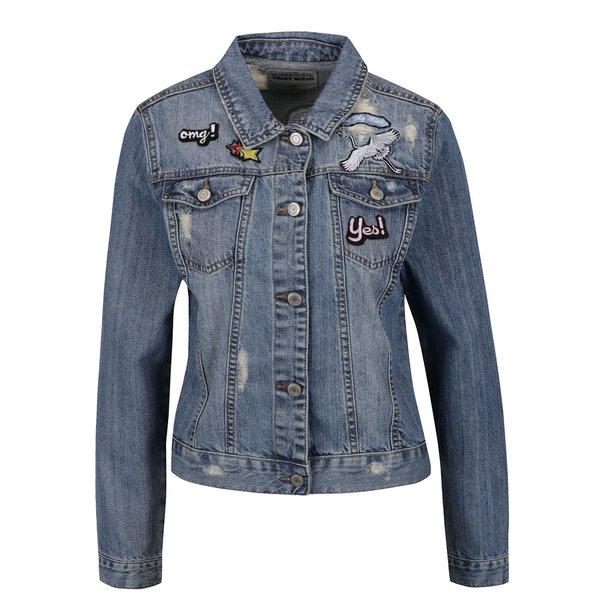 Jachetă albastră TALLY WEIJL din denim
