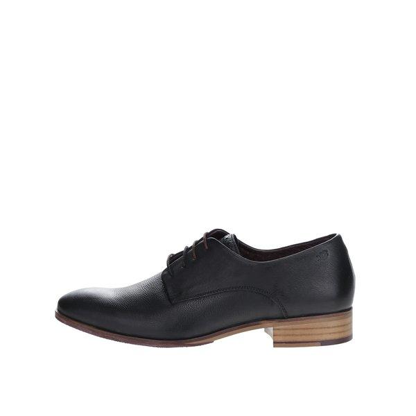 Pantofi negri London Brogues Wister Derby din piele de la London Brogues in categoria pantofi și mocasini
