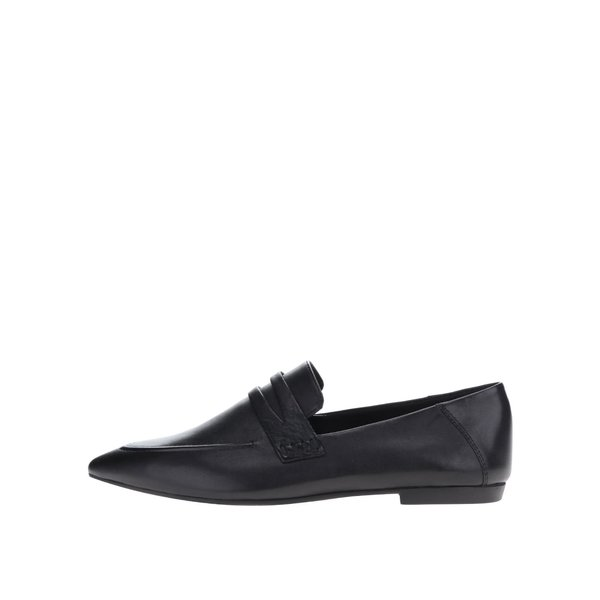 Pantofi loafer negri Vagabond Katlin din piele de la Vagabond in categoria pantofi și mocasini