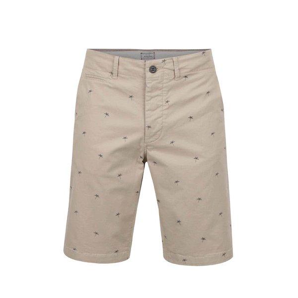 Pantaloni scurți bej Jack&Jones Mini Chino din bumbac de la Jack & Jones in categoria Blugi, pantaloni, pantaloni scurți