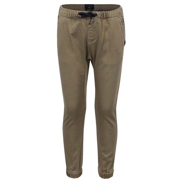 Pantaloni bej Quiksilver pentru băieți de la Quiksilver in categoria Pantaloni, pantaloni scurți
