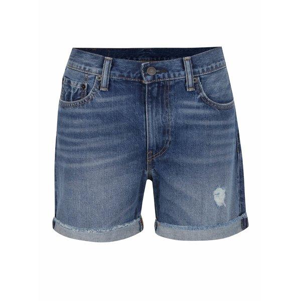 Pantaloni scurți albaștri Levis® din denim