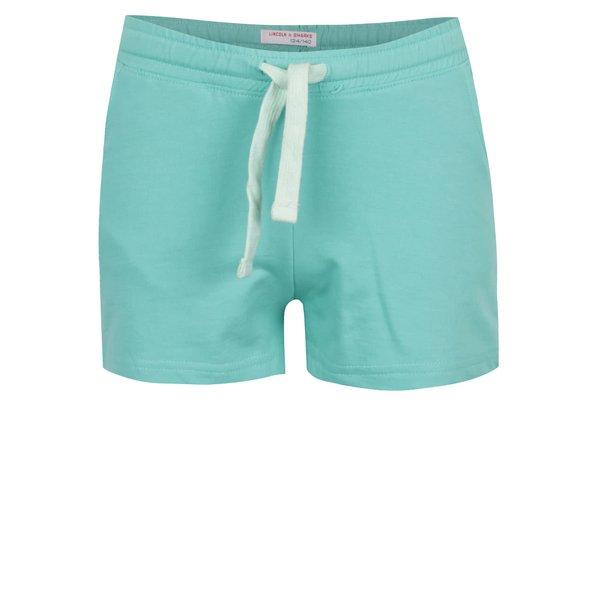 Pantaloni scurți verde mentă 5.10.15. pentru fete