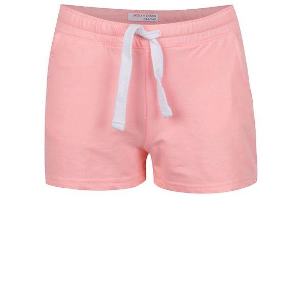 Pantaloni scurți roz 5.10.15. pentru fete