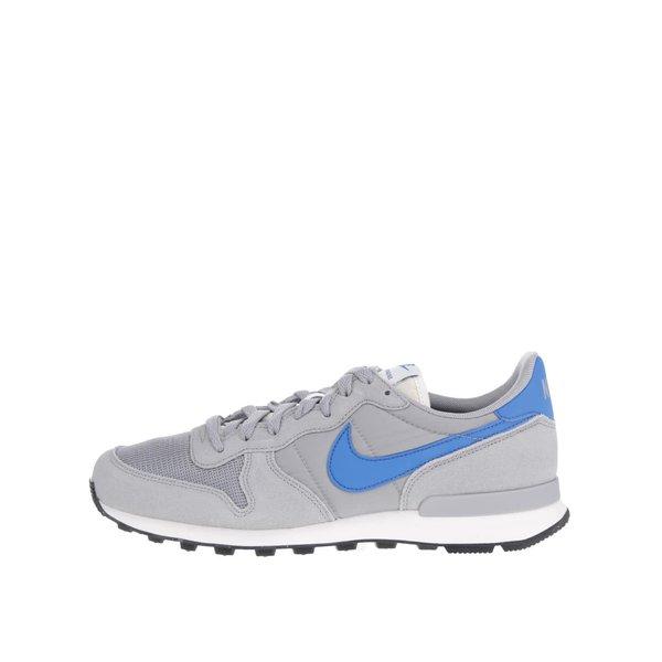 Pantofi sport gri Nike Internationalist de la Nike in categoria pantofi sport și teniși