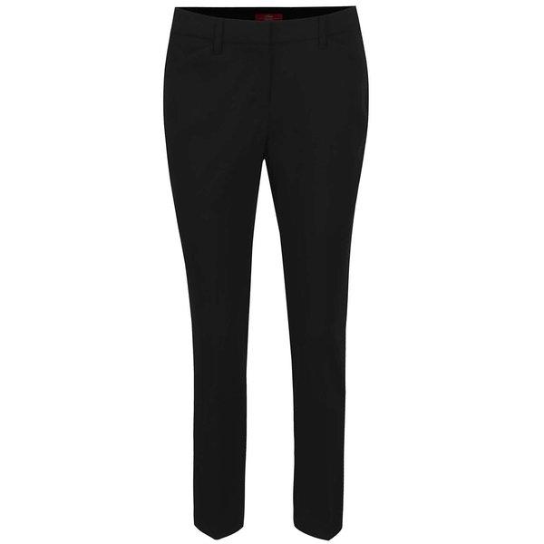 Pantaloni negri s.Oliver de la s.Oliver in categoria Blugi, pantaloni, colanți