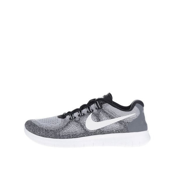 Pantofi sport gri Nike Free RN de la Nike in categoria pantofi sport și teniși