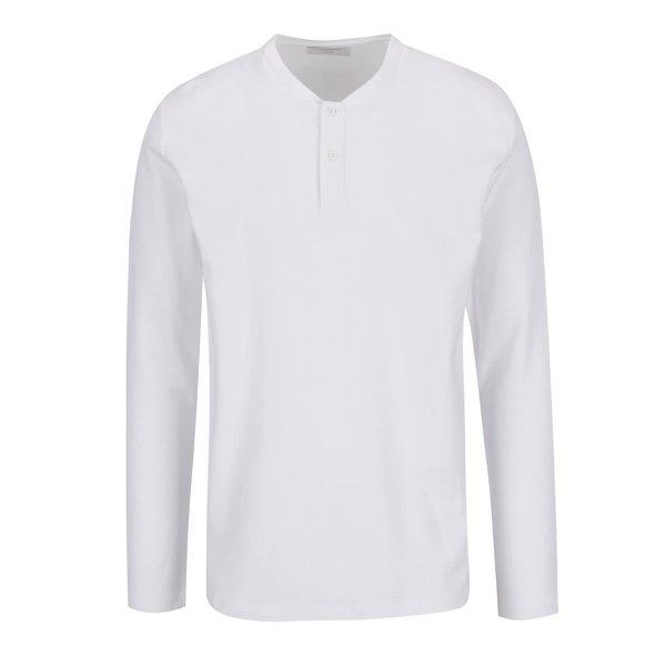 Bluză albă Lindbergh din bumbac